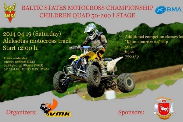 Baltic champ. for Quads