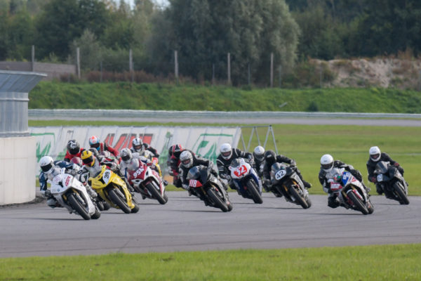 B1200 ja Superbike start, foto Edgar Seemendi