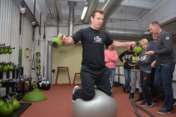 Motospordi treenerite koolitus 12.-13.11.2016. Juss Laansoo.