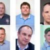 EMF-i nõukogu liikme kandidaadid 2016: Ivar Kiil (vasakult), Lauri Roosiorg, Indrek Viks, Andre Sepp, Ain Kuusik, Rannus Ervin.