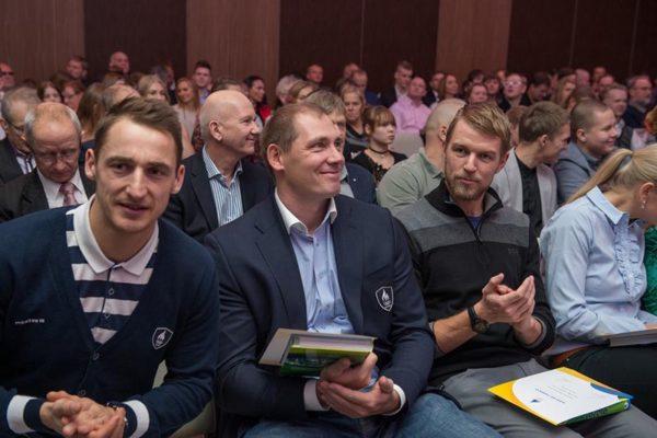 EOK tunnustas medalivõitjaid, foto Raigo Pajula