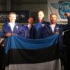 2017 meeskondliku EM-i kolmanda koha teeninud veteranid Jarko Metsis, Mart Meeru, Vaido Kalm ja Egon Üpraus