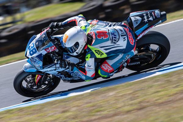 FIM Superbike World Championship, Round 01, 21-24 February 2019, WorldSSP, Phillip Island, Australia