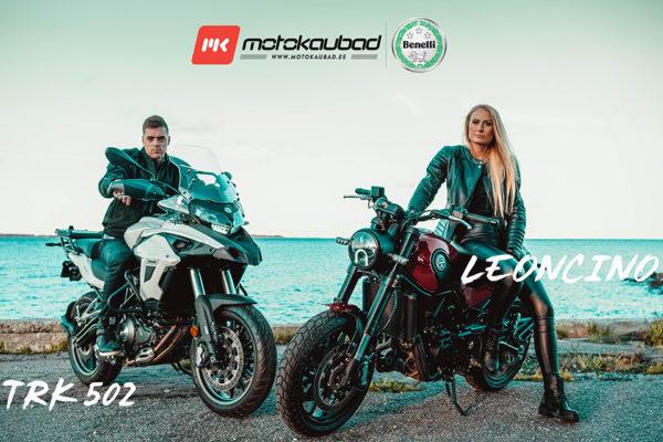 motokaubad benelli TRK_LEONCINO
