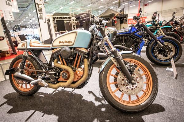 960-Harley-Davidson Sportster