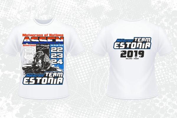 MXon Team Estonia sark 2019