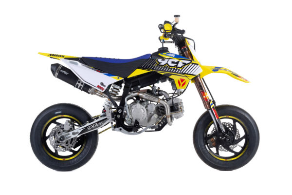 YCF CM F160 Supermoto Mobster