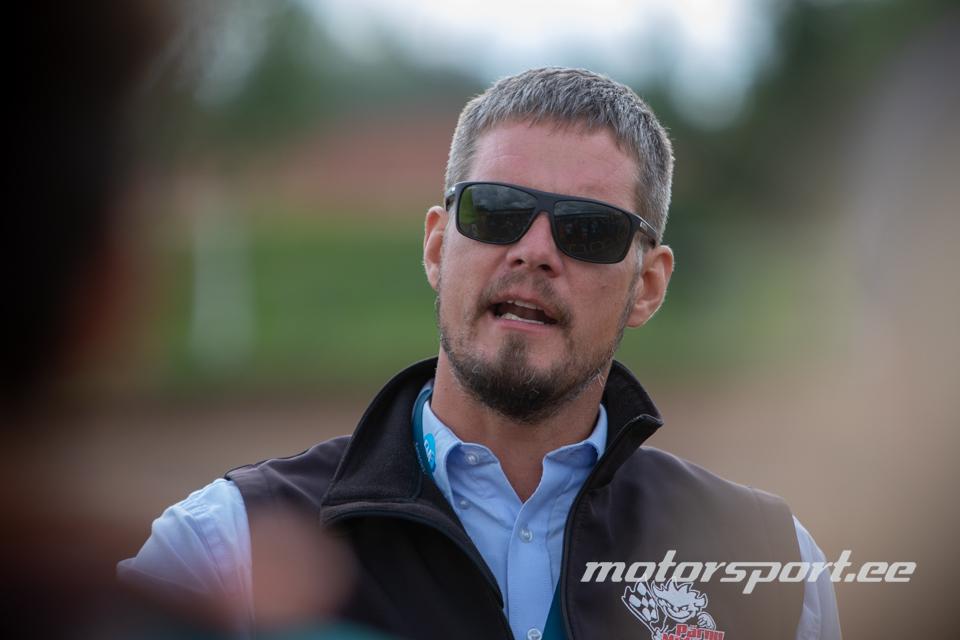 Kaadri taga: FIM motokrossikomisjoni liige Marko Saareke