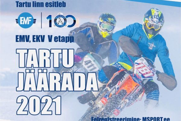 Tartu jäärada 28-02-2021