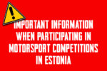 motorsport in estonia