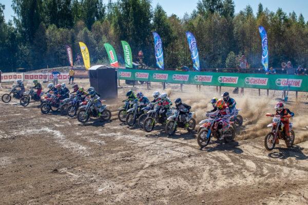 960 85cc start foto Rauno Kais