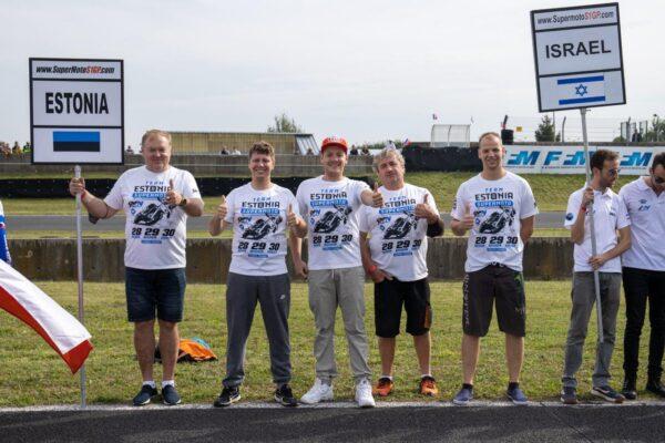 supermoto team estonia