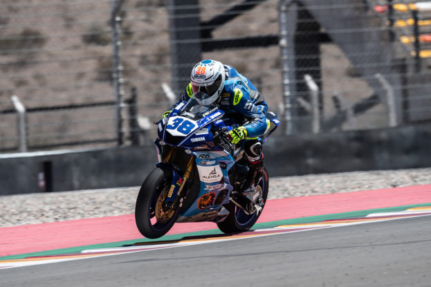 Argentina, Race2, Round 11, San Juan, Yamaha, Hannes Soomer